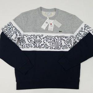 Lacoste Keith Haring Crewneck